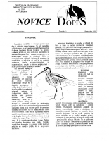 Novice DOPPS (let. 3, št. 2, september 1997)