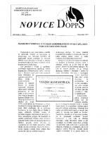 Novice DOPPS (let. 3, št. 3, december 1997)