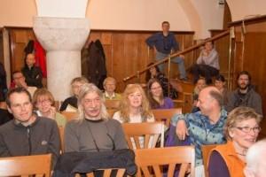Letošnje skupščine se je udeležilo 44 članov DOPPS, foto: Peter Legiša
