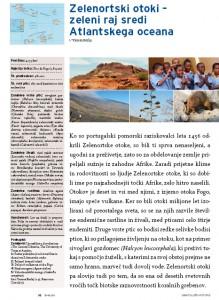 Potopis - Zelenortski otoki.