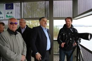 Prireditve se je udeležil tudi župan občine Ormož, gospod Alojz Sok.