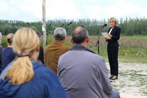 mag. Tanja Bolte, generalna direktorica Direktorata za okolje