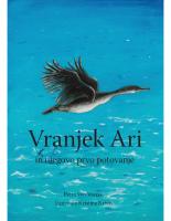 2013, Vranjek Ari (slikanica)