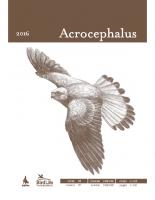 Acrocephalus, 2016, letnik 37, številka 168-169