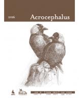Acrocephalus, 2016, letnik 37, številka 170-171
