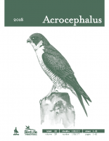 Acrocephalus, 2018, letnik 39, številka 176-177