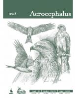 Acrocephalus, 2018, letnik 39, številka 178-179