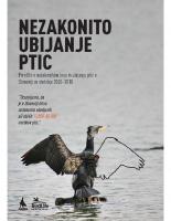 2019, Nezakonito ubijanje ptic