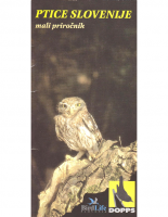 1998, Ptice Slovenije, mali priročnik