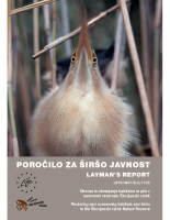 2007, Obnova in ohranjanje habitatov in ptic v NRŠZ: Layman's report