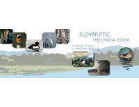 2007, Slovar ptic Trbojskega jezera