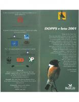DOPPS v letu 2001