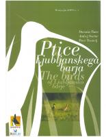 2005, Ptice Ljubljanskega barja