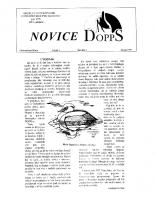 Novice DOPPS (let. 3, št. 1, januar 1997)