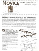 Novice DOPPS (let. 5, št. 1, januar 1999)