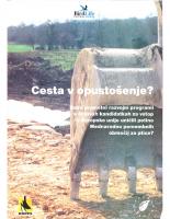 2003, Cesta v upostošenje?: Bodo prometni razvojni programi v državah kandidatkah za vstop v EU uničili petino IBA za ptice?