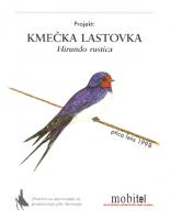 1998, Projekt: Kmečka lastovka, ptica leta 1998