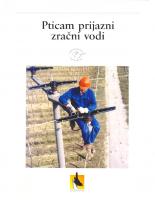 1999, Pticam prijazni zračni vodi