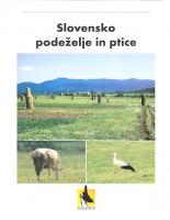 1999, Slovensko podeželje in ptice