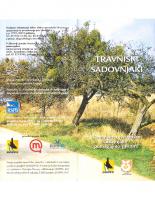 2001, Travniški sadovnjaki
