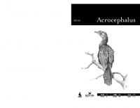Acrocephalus, 2010, letnik 31, številka 144