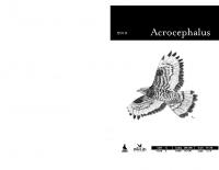 Acrocephalus, 2010, letnik 31, številka 145-146