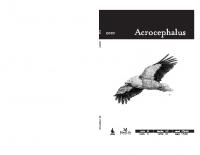 Acrocephalus, letnik 31, številka 147