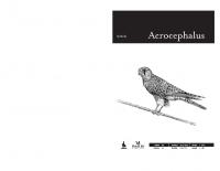 Acrocephalus, 2012, letnik 33, številka 152-153