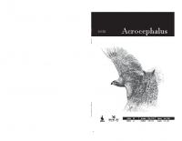 Acrocephalus, 2012, letnik 33, številka 154-155