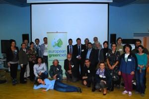 Na konferenci na Češkem so predstavniki 23 organizacij ustanovili Zvezo Evropska zelena vez, katere namen je s sodelovanjem med organizacijami še učinkoviteje izvajati poslanstvo iniciative.