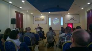 Konferenco so obiskali tudi tuji raziskovalci, ki so predstavili problematiko vzdolž celotne selitvene poti.