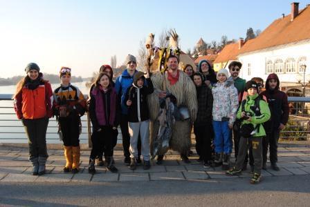 Mladi spoznavali naravno bogastvo reke Drave