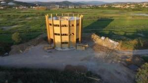 Osrednja opazovalnica, foto: Tilen Basle