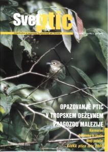 Svet ptic letnik 06 stevilka 1 2000