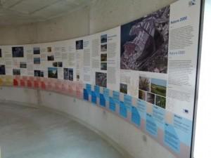 Koper in Škocjanski zatok skozi čas - razstava v osrednji opazovalnici, foto Bojana Lipej