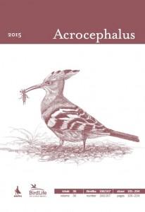 Acrocephalus, 2015, letnik 36, številka 166-167