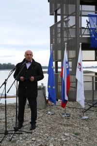 Gospod Miro Senčar, župan Mestne občine Ptuj.