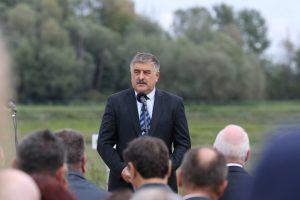 Alojz Sok, župan občine Ormož