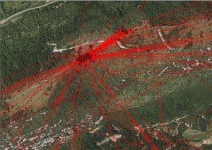 Telemetrija nam je razkrila povsem nove razsežnosti pri varstvu velike uharice.